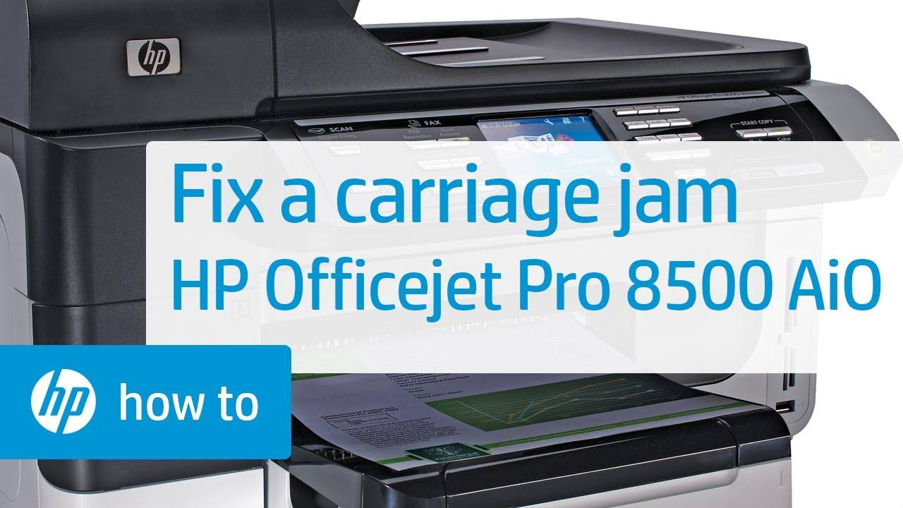 Hp Officejet Pro 8500 A909n Driver