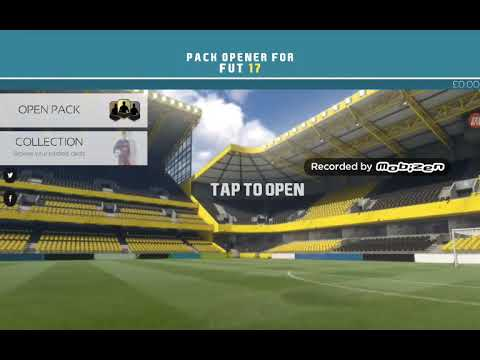 Pack opening fifa 17