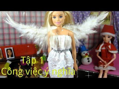 Phim hoạt hình Barbie và những người bạn- Tập 1: Công việc ý nghĩa / Ami Channel