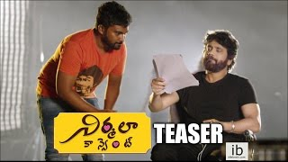 Nirmala Convent teaser; Nirmala Convent trailer -Nagarjuna  , Roshan, Shriya Sharma