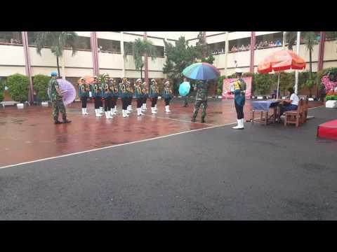 Paskibra SMPN 2 Jakarta @SMA Yadika 5 Joglo