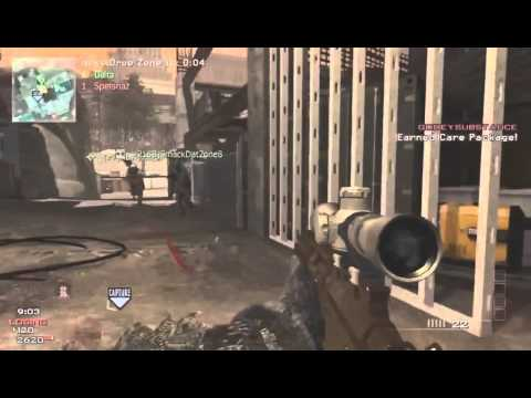 MW3 - SICK Triple Headshot No Scope!