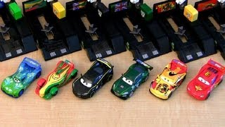 Pit Stop Launcher Miguel Camino X Lewis Hamilton Cars 2