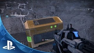 Destiny Beta How To Find All Five Golden Chests PS4