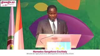 Discours du Ministre Mamadou Sangafowa COULIBALY à l'ouverture du SARA 2017