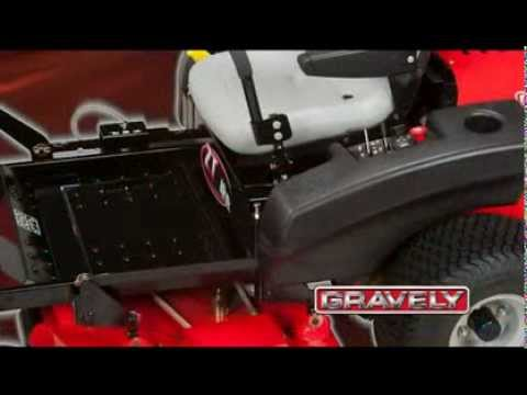 Gravely ZT XL Zero Turn Mowers @ 0turn.com