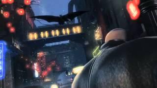 Batman: Arkham Origins - E3 Gameplay Trailer