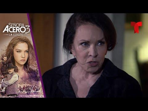 Señora Acero 3 | Capítulo 72 | Telemundo Novelas