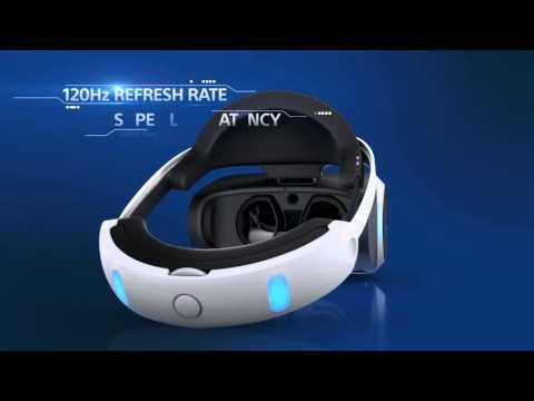 PlayStation VR Features