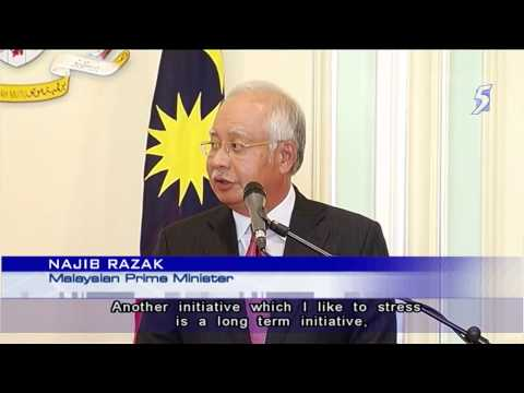 M'sia, S'pore welcome progress on joint projects - 07Apr2014