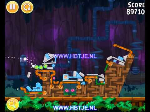 Angry Birds Short Fuse 26-13 3 stars