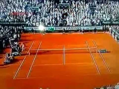 Maria Sharapova vs Simona Halep  2014 final