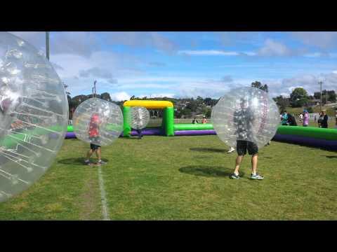 Bubble Soccer Sumo Soccer