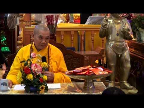 Vu Lan Mùa Báo Hiếu _ Thượng Tọa Thích Trí Thoát thuyết giảng tại Chùa Địa Tạng Lynnwood WA