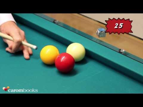 World Record in Carom Billiards (1st Attempt)