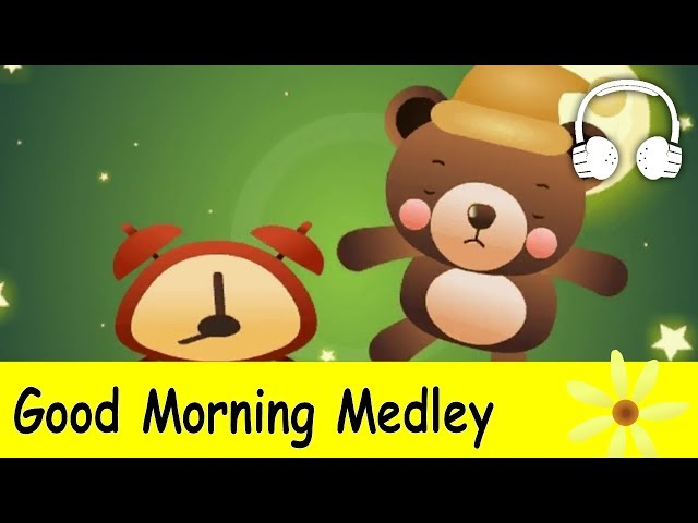 Good Morning To You In Japanese : Good morning medley are you sleeping hello song