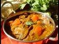Visionnez les Cours Vidéo de Recette indienne des Champignons au Curry