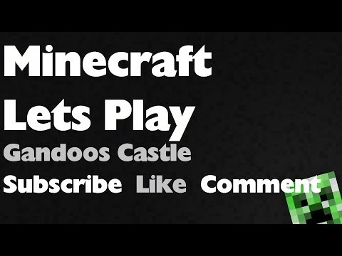 Gandoo's Dungeon -Greenbolt-Prowshadow-Minecraft