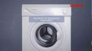 Lavarropas y lavasecarropas Longvie