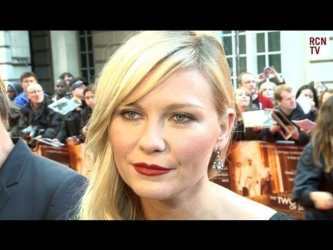 Kirsten Dunst Interview - The Two Faces of January Premiere