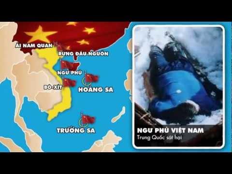Trung Quốc là Kẻ thù Truyền Kiếp của Việt Nam đang từng bước thôn tính VN?