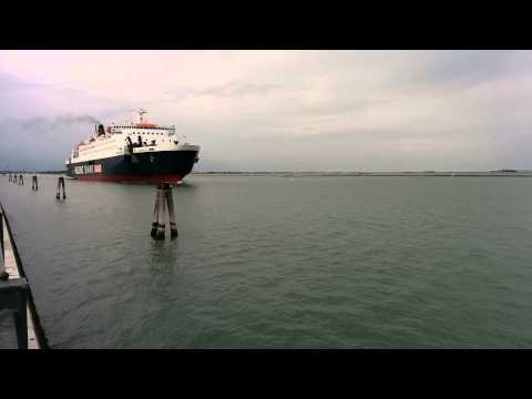 Passaggio nave Cargo Nissos Rodos