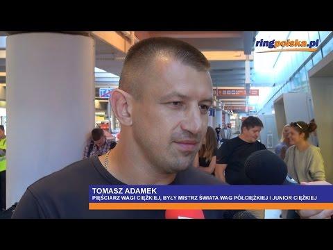 Adamek o walce ze Szpilką #AdamekSzpilka Adamek - Szpilka