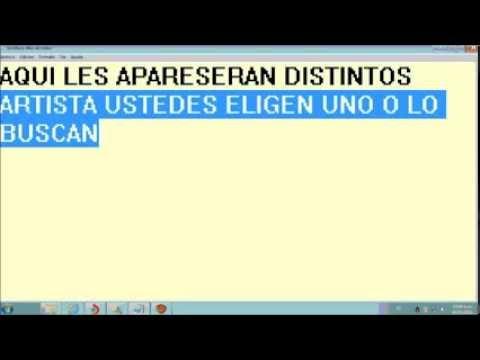 Descargar Musica mp3 TOTALMENTE GRATIS / dilandau
