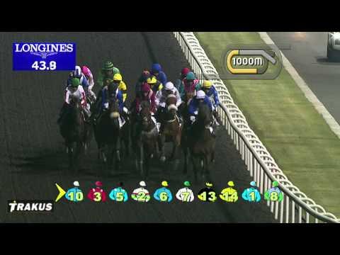 Vidéo de la course PMU MEYDAN SOBHA