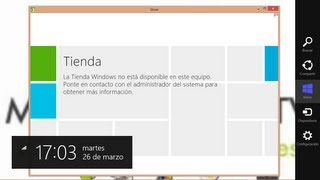 Windows 8: Como Deshabilitar O Habilitar Windows Store La