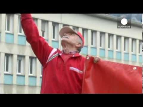 Get well, Schumi: Fans gather to mark Schumacher's 45th birthday, show support
