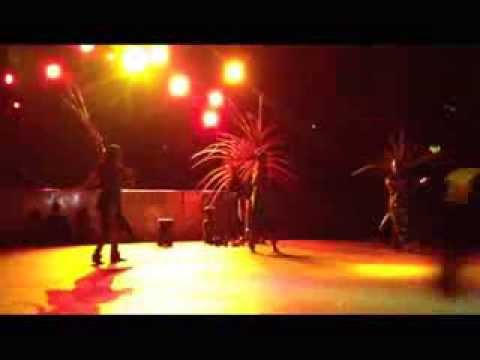 02 - Atlachinolli [Mexican Pre-hispanic Dance] @ Local World Arts Festival 2013