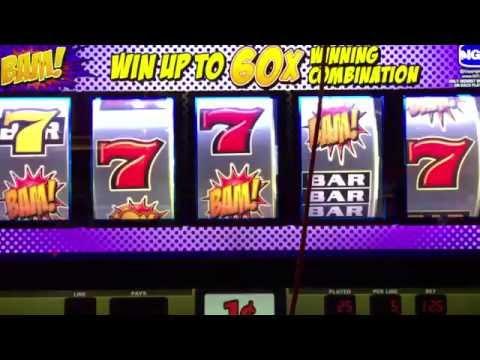 jackpot slot machine bonus win