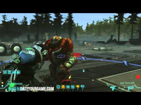 X-Com Enemy Unknown Let's Play Gameplay Walkthrough