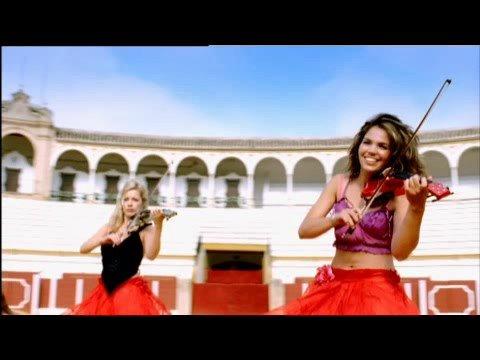 Image video Bond - Fuego