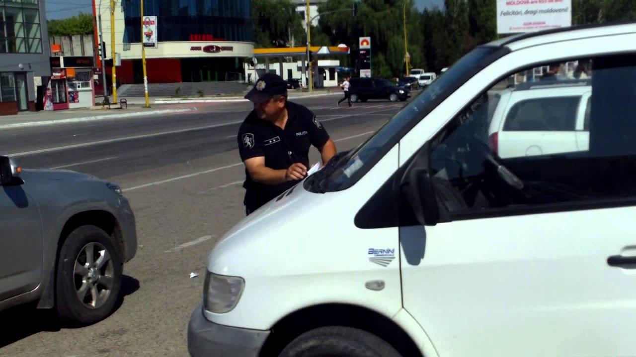 Polițist de la Hîncești, refuză să ia mită