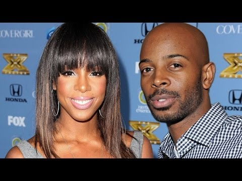 Kelly Rowland of Destiny's Child ENGAGED