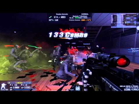 Chasing 293 Combos em Dead Water CA BR