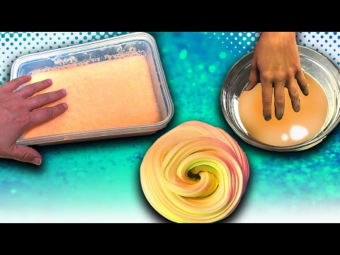 how to make slime butter