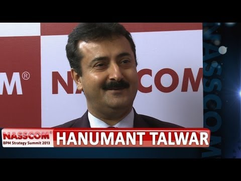 Hanumant Talwar, MD & Country Manager, India and UK, Convergys