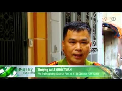 VTC14_Hà Nội: Cháy nhà 4 tầng, 5 người tử vong