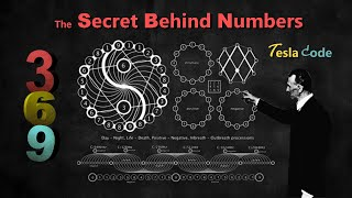 The Secret Behind Numbers 3, 6, 9 Tesla Code Is Finally REVEALED!