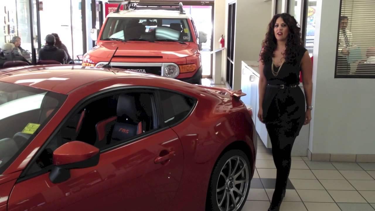 Tejas Toyota 2013 Hot Lava Scion Fr S Youtube