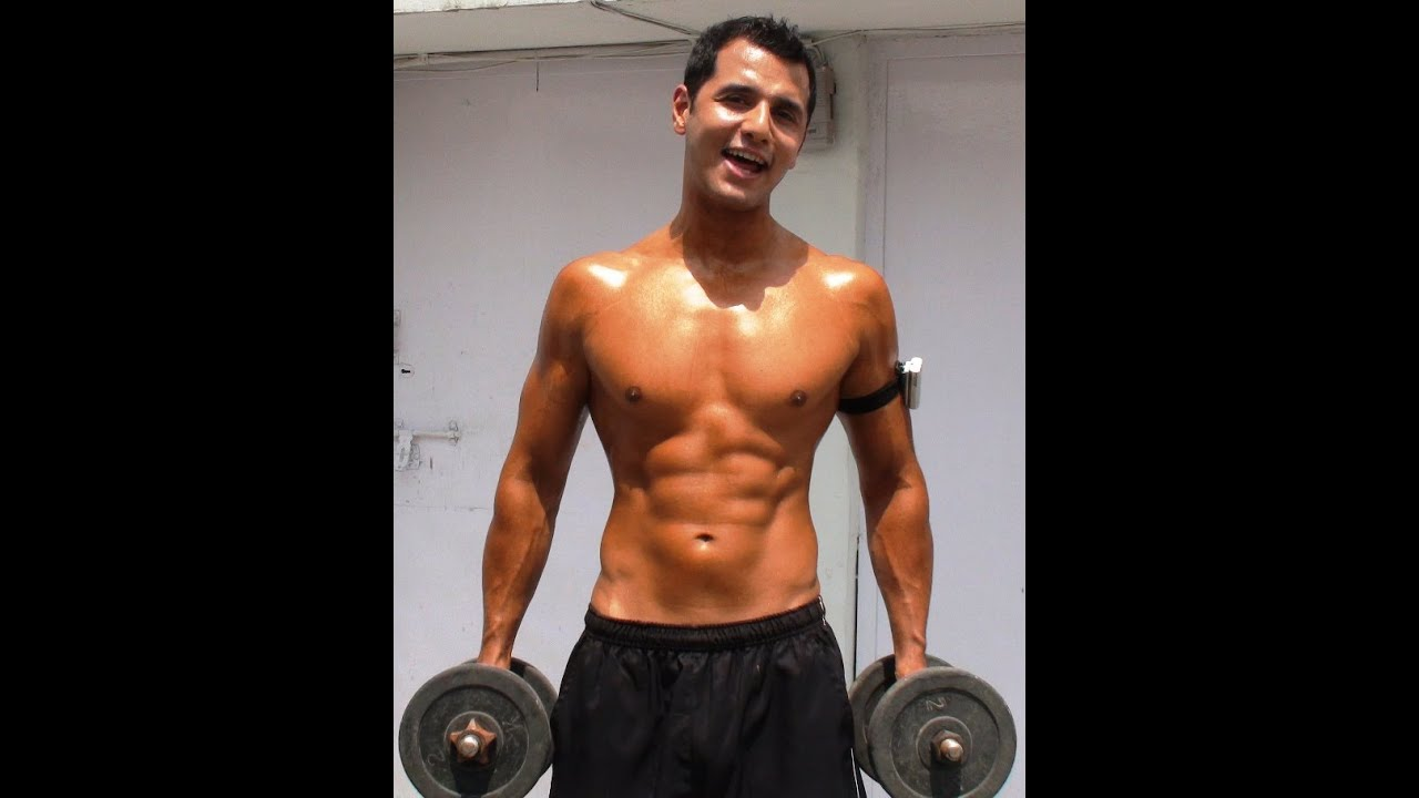 Dumbbell Workout to get Ripped! - YouTube