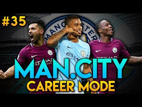 FIFA 18 | Man.City Career Mode | Ep35 | 17 GOALS 3 GAMES!