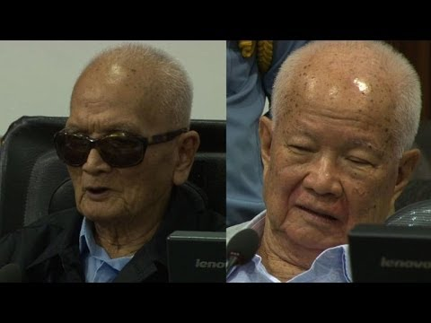 Khmer Rouge trial hears closing statements