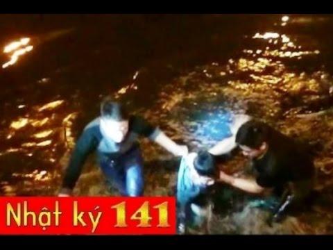 Tập 183: Nhảy xuống sông để trốn 141 (NK141)