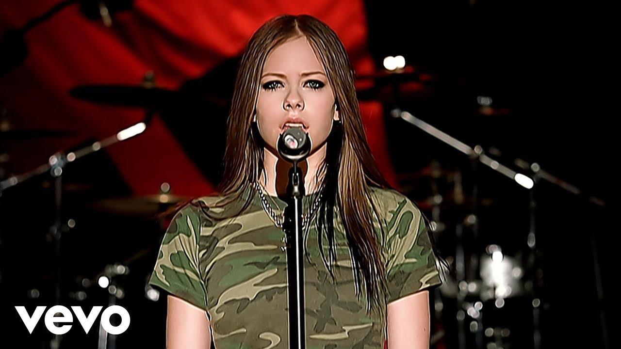 Lagu Kak Avril yang paling gue suka dari SD