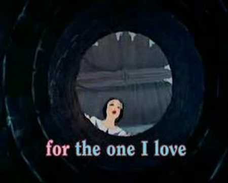 I'm Wishing/One Song- Disney's Snow White sing along