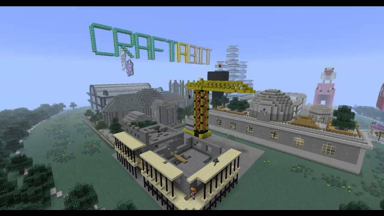 Minecraft construction site timelapse youtube - Video minecraft construction ...